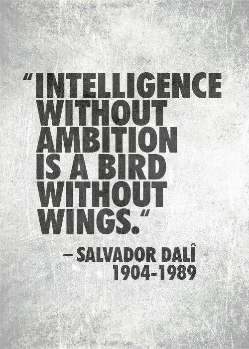 intelligence-and-ambition