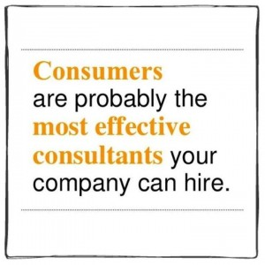 consumers-as-consultants