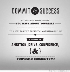 commit-to-success-quote