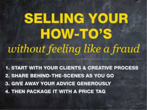 selling-your-how-tos