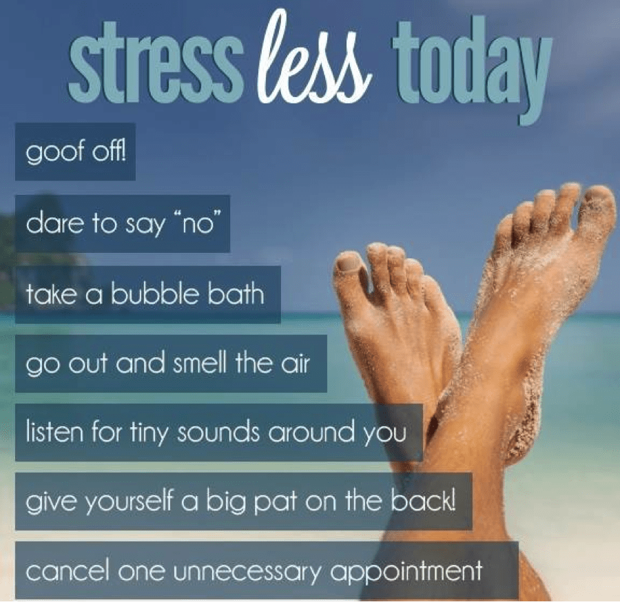 Stress-less-today