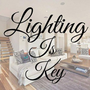 lighting-is-key
